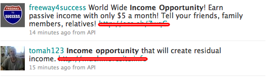 Incomeopportunity